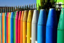 colour galore / by T. A. Patterson