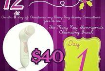 Mary Kay Twelve Days of Christmas