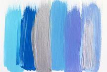 ❥ Aquamarine / Beau, Beryl, Baby, B'dazzled, Bleu, Bice, Blizzard, Bell... The shades of BLUE!!