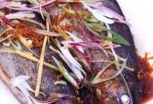 Recipe - seafood / by Linda Lim
