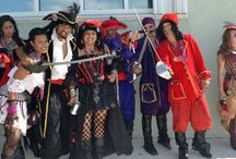 Pirates Week / Pirates Week is a tradition we look forward to every year! Festivities begin in Little Cayman every November and travel to Grand Cayman with music, street dances, Caymanian Heritage Days and a Pirate invasion!
