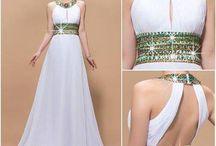 Vestidos diosa griega