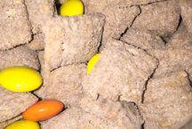 Søtt og sånt / sukkerholdig småkaker, bagst og godis
