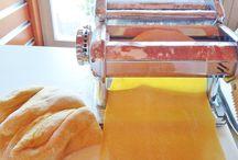 Pasta Fresca / Farina acqua... e il resto è un optional!