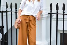 HOW TO STYLE - CULOTTES