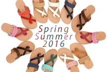 Children's Sandals / We give you choices and colours!! Have a little taste of summer!!