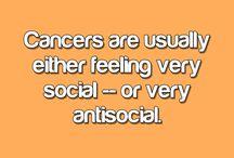Cancer birthsign