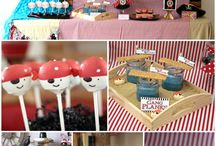 B-day party ideas