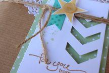 Card / Box - Banner Framelits
