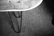 up cycled stool