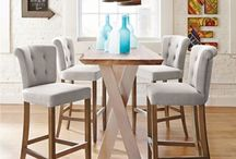 Narrow High Dining Tables