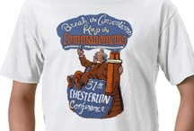 Chesterton Style / Clothing and accessories to show the world the Big Guy whom you adore. / by The American Chesterton Society