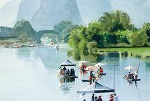 Gullin, China