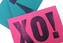 Letterpress  / by Alison Bick Design