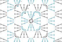 nagyi-négyzetek,és sok rajz