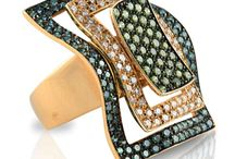 Green With Envy / Green Jewels at Lauren B Jewelry and Diamonds