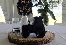 Wedding / Easy wedding DIY