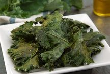 Kale recipes / by Candy Noe
