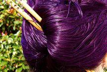 chopsticks hairstyles