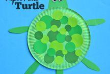 Homeschool: Sea Turtles