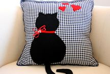 Almofadas \ Cushion & Pillow ideas