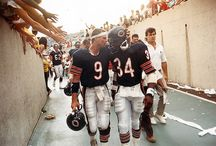Chicago Bears / by Patty Beverly