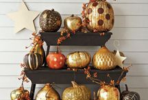 Decorating for fall / by Shelly Barnes