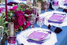 Tablescape / Elevate fine dining.