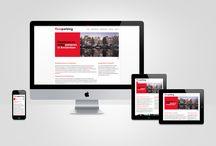 Websites uit Amsterdam / Websites uit Amsterdam die gemaakt zijn door TemplateFabriek