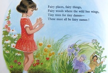 Childrens Books / Specifically childrens books - such as those I used to read as a child and other antiquarian childrens books