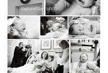 Labor and Birth Photography