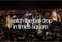 Bucket list / What I would ever do in my life