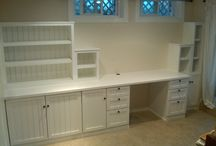 Craft Room / by Meredith McClanahan (Woodworth)