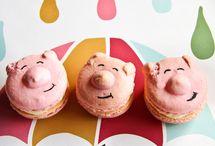 Macarons (for Megan) / by Denise Blaszynski