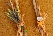 μπομπονιέρες γάμος βάπτιση θαλασσόξυλα.favors driftwood / Wedding Favors & baptism with driftwood