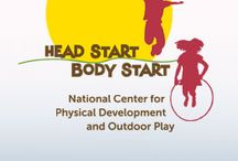 Play / The idea of PLAY is important for keeping kids healthy.  These organizations are dedicated to making play possible for kids.