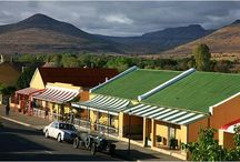 Western Cape Favourite Places / Rouxwil Country House