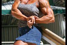 Muscular Ladys