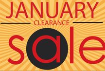January Furniture Sale / Now It's time to invest in some new furniture without breaking the bank on this January furniture sale.