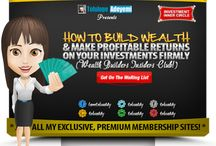 How To Build #Wealth AND Make #Profitable #Returns Steadily via...