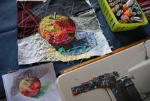 textile art makkireQu / Quilting and Patchwork