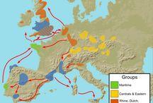 Bell Beaker Migrations / Bell Beaker Migrations