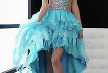 DRESSES / Wedding, prom and birthday dresses!