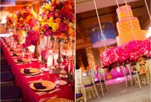 Colorful Indian wedding by Dolce