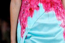 ZDJ | Colour/Textiles Inspiration