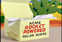 Acme Corporation / Improbable Products and Inventions / by Jeanne M Powell