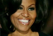 "Michelle Obama:FLOTUS / First Lady / by Yolonda Thomas ""INFJ"""