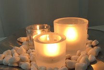 Cozy CANDLES / by Therisa Victoria