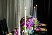Blüte für Teller/Gast