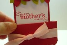 Cards-Mothers Day / by Cindy Hehmann